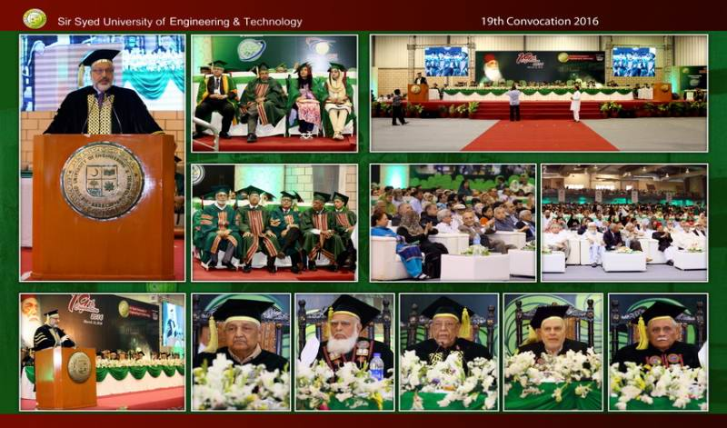 SIR SYED CONVOCATION CEREMONY