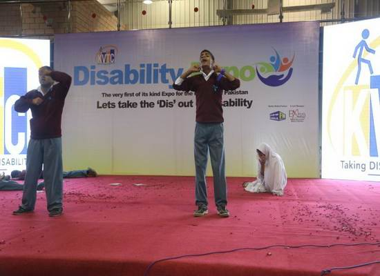 Disability Expo 2015
